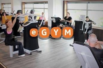 eGym, revolutie op Fitness gebied