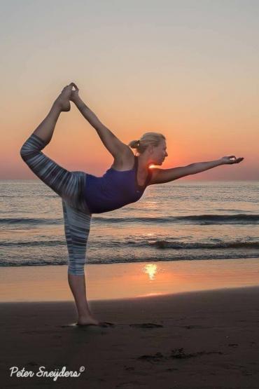 Yoga...voor iedereen weggelegd?