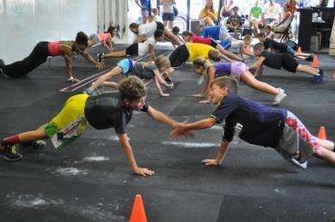CrossFit voor kids