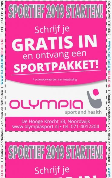Sportief 2019 starten!