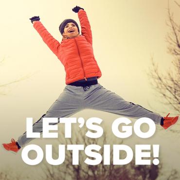 Update 18 januari: Let's go outside!